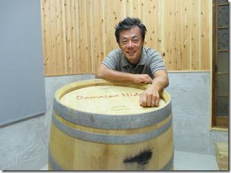 【ドメーヌヒデ~南アルプス産巨峰の新酒が発売です~】
