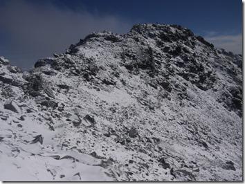 北岳山頂3