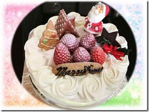 三好堂クリスマスケーキ